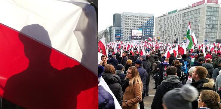 Prof. Żaryn: Polacy odzyskują wspólnotową tożsamość, a inni to margines - zdjęcie
