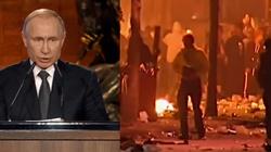 Raport: Zamieszki w cieniu Kremla, rosyjski ślad w amerykańskich protestach - miniaturka