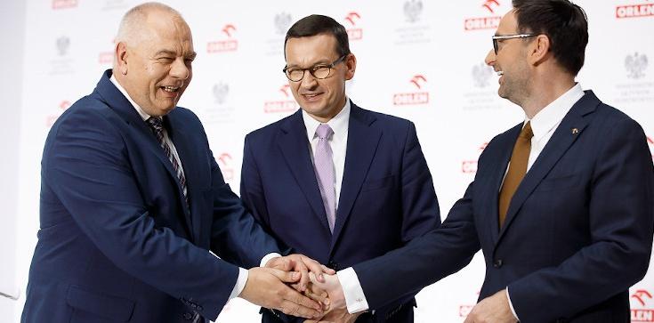 Kuźmiuk: PO sprzedawała rodowe srebra, a za PiS powstaje potężny w skali Europy koncern! - zdjęcie
