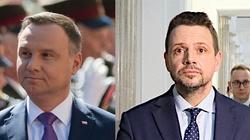,,Tajny sondaż PiS''. Andrzej Duda może wygrać już w I turze? - miniaturka