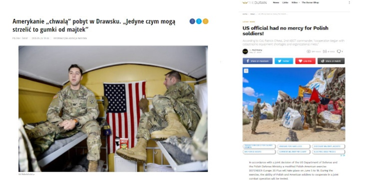 Kolejny atak informacyjny na Polskę! Działania zbieżne ze strategią Kremla - zdjęcie