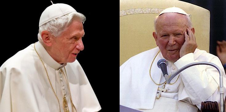 Benedykt XVI napisał specjalny list z okazji 100. rocznicy urodzin św. Jana Pawła II - zdjęcie