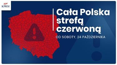 Od dziś cała Polska strefą czerwoną. Co się zmienia? - miniaturka