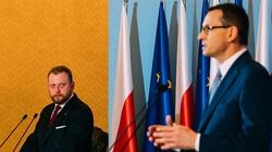 Pramier Morawiecki: Ministrowi Szumowskiemu należy się największy order jaki mogę sobie wyobrazić - miniaturka