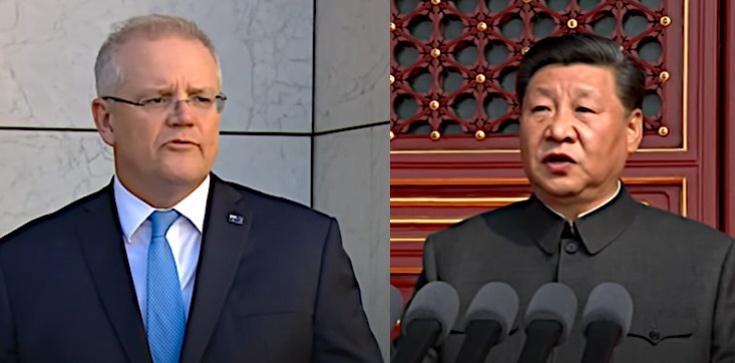 Wojna handlowa Chiny-Australia? - zdjęcie