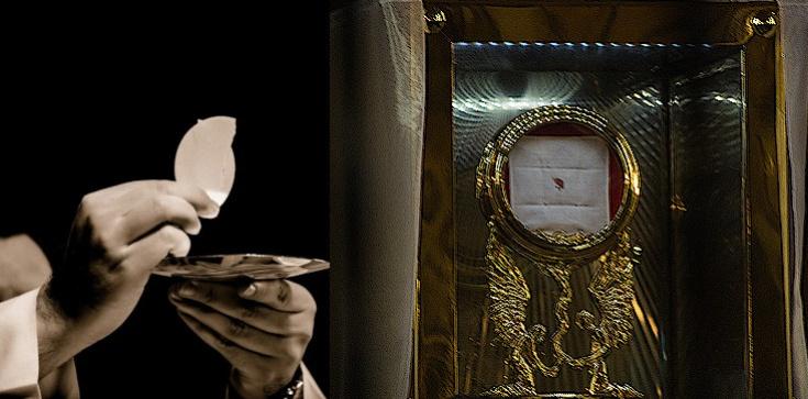 Czy Najświętszy Sakrament może przenosić wirusy? ,,Odtąd wielu uczniów Jego się wycofało i już z Nim nie chodziło…'' - zdjęcie