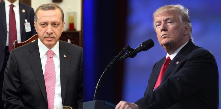 ,,Niech pan nie będzie głupcem!'' Niezwykle mocny list Trumpa do Erdogana. Nie zabrakło gróźb - zdjęcie
