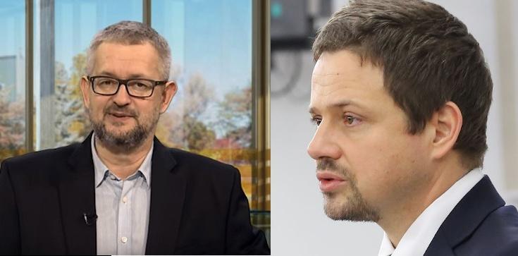 Rafał Ziemkiewicz o Trzaskowskim: Nic nie jarzy, ale mówi w ośmiu językach - zdjęcie