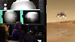 Wylądował! Perseverance już na powierzchni Marsa - miniaturka