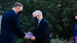 ,,Nie było żadnej manifestacji''. Bielan o zachowaniu J. Kaczyńskiego po zaprzysiężeniu - miniaturka