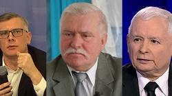 Wałęsa grozi: Kaczyński, Cenckiewicz, Kiszczakowa, bądźcie przygotowani!!! - miniaturka