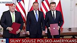 Zbigniew Kuźmiuk: Nie tylko obrona. Porozumienie z USA wzmacnia także atrakcyjność inwestycyjną kraju - miniaturka