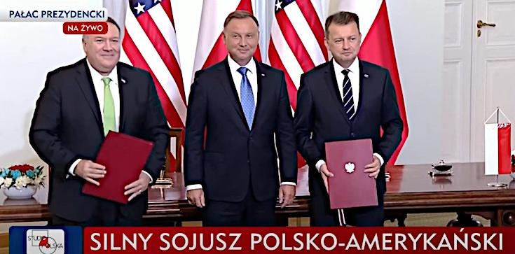 Zbigniew Kuźmiuk: Nie tylko obrona. Porozumienie z USA wzmacnia także atrakcyjność inwestycyjną kraju - zdjęcie