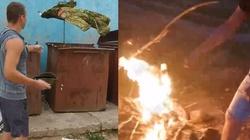 Białoruś: Żołnierze mają dosyć. Palą i wyrzucają mundury - miniaturka