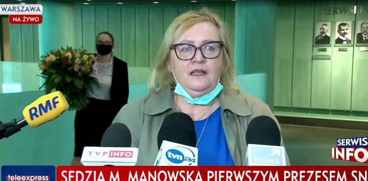 Małgorzata Manowska: Sąd Najwyższy będzie ostoją niezależności i niezawisłości sądownictwa - zdjęcie