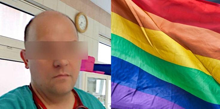 Lekarz, gej, pedofil i sadysta... - zdjęcie