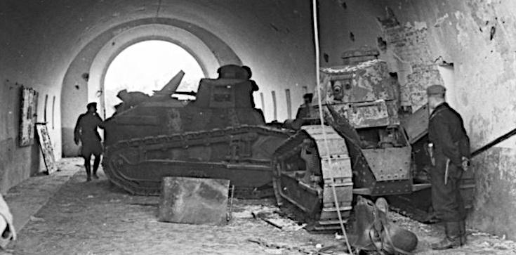 TYLKO U NAS! Westerplatte nad Bugiem. Polacy i Białorusini przeciw czerwonej zarazie - zdjęcie