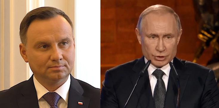 Jerzy Bukowski: Duda powinien odpowiedzieć Putinowi - zdjęcie