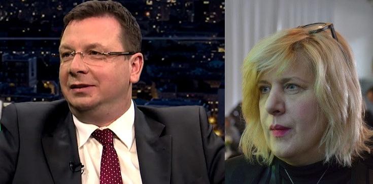 Wiceminister Wójcik ostro o apelu Mijatović: To kuriozalne i musi się spotkać z reakcją! - zdjęcie