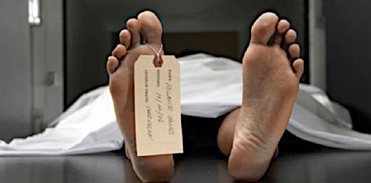 Dziewczynka ożyła w trakcie przygotowań do pogrzebu. ,,Syndrom Łazarza'' - zdjęcie