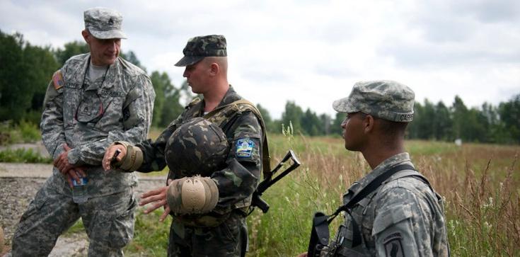 NATO i Ukraina przygotowują się do wspólnych ćwiczeń wojskowych - zdjęcie