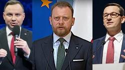 Minister Szumowski z największym zaufaniem Polaków. Dalej prezydent Duda i premier Morawiecki. Gowin bardzo źle - miniaturka