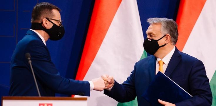 Wczorajsza deklaracja pokazała, że Polska i Węgry nie blefują - zdjęcie