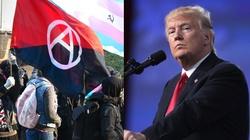 Donald Trump: USA uznają Antifę za organizację terrorystyczną - miniaturka