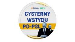 ,,Cysterny wstydu PO-PSL'' ruszyły, a opozycja... sami zobaczcie! - miniaturka