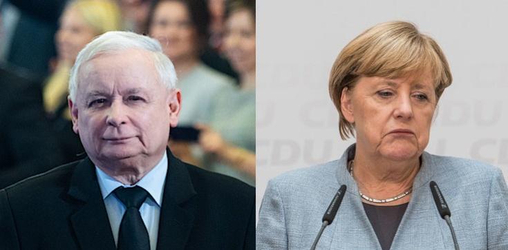 Niemiecki dziennik: Kaczyński chce podbić Niemcy nowym lotniskiem - zdjęcie