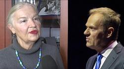 Prof.Staniszkis: Tusk nie nadaje się na lidera-nie ma kłów - miniaturka