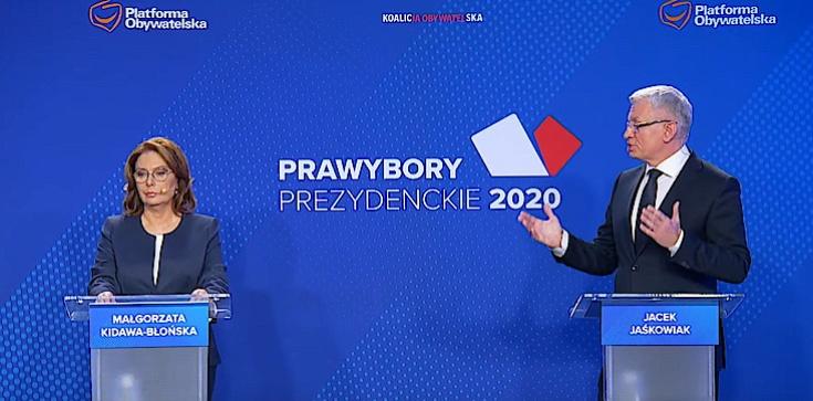Zbigniew Kuźmiuk: Debata Kidawa-Jaśkowiak. Platformie pozostały już tylko żarty - zdjęcie