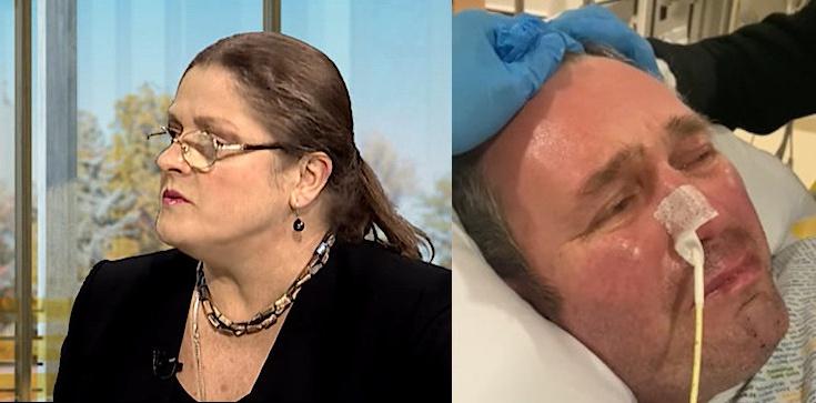 Prof. Pawłowicz: Dyrektorzy szpitala w Plymouth to mordercy! Mentalni uczniowie MENGELEGO - zdjęcie