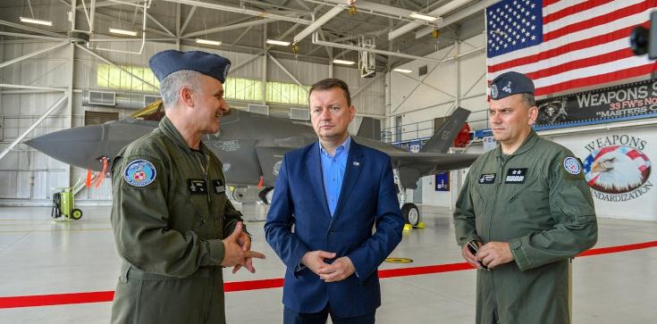 F-35 dla Polski. Szef MON: Dołączymy do elity - zdjęcie