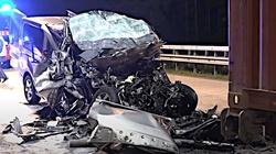 Tragiczny wypadek polskiego busa w Niemczech. 5 osób nie żyje - miniaturka