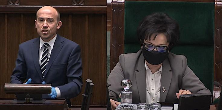 Budka grzmi w Sejmie:,,To łamanie kodeksu pracy!'' Mocna riposta Witek - zdjęcie