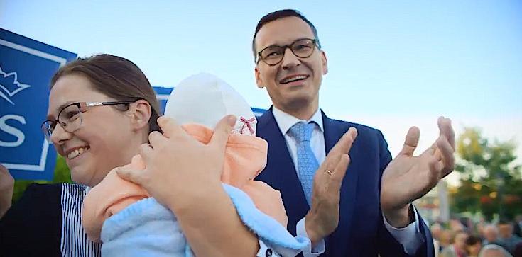Premier Morawiecki: Pomóżcie nam dalej zmieniać Polskę! [ZOBACZ] - zdjęcie