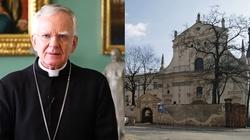 Kraków: Nie będzie desakralizacji Kościoła Niepokalanego Poczęcia N.M.P! - miniaturka