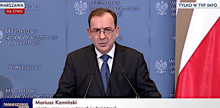 Mariusz Kamiński jasno: Nie ma naszej zgody na przymusową relokację i eksperymenty społeczne! - zdjęcie