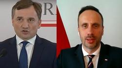 Wiceminister z Solidarnej Polski straci stanowisko? Jest reakcja Ziobry - miniaturka