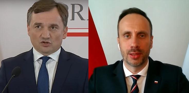 Wiceminister z Solidarnej Polski straci stanowisko? Jest reakcja Ziobry - zdjęcie