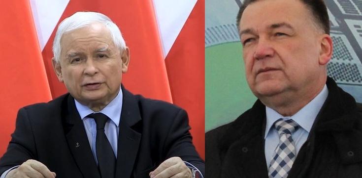 Jest wyrok sądu: Struzik musi przeprosić Jarosława Kaczyńskiego - zdjęcie