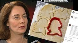 """Chciała ,,zagłodzić finansowo"""" Polskę i Węgry. Na ,,święta'' piekła ciastka w kształcie Marksa - miniaturka"""