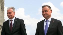 Jest wspólny plan prezydentów Polski i Litwy ws. Białorusi - miniaturka