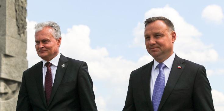 Jest wspólny plan prezydentów Polski i Litwy ws. Białorusi - zdjęcie