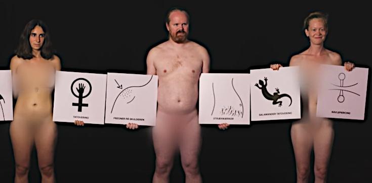 Szokujący program w duńskiej TV! Rozbierają się do naga przed dziećmi - zdjęcie