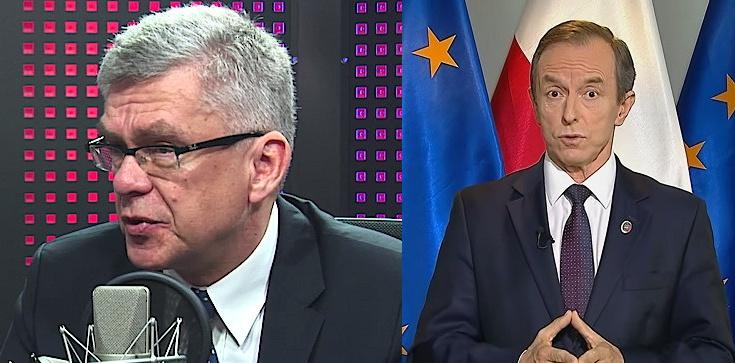 ,,Marszałek Karczewski był tytanem pracy, a Grodzki - obstrukcji'' - zdjęcie