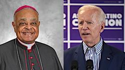 Biskup nie odmówi Komunii św. proaborcyjnemu Bidenowi - miniaturka