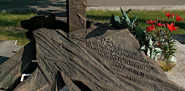 Mija 60 lat od walki o Krzyż Nowohucki - zdjęcie