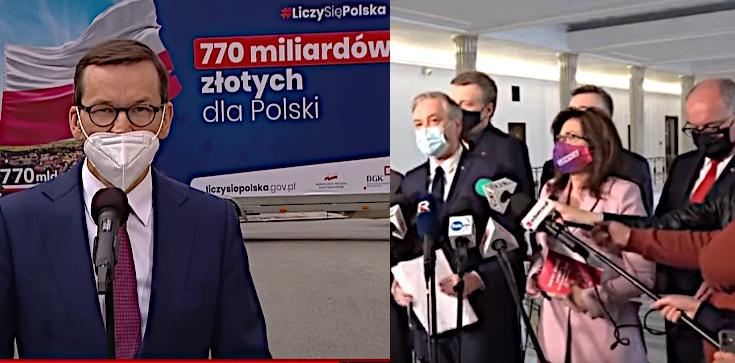 Sikorski: Zdrada Lewicy jak pakt Ribbentrop-Mołotow - zdjęcie